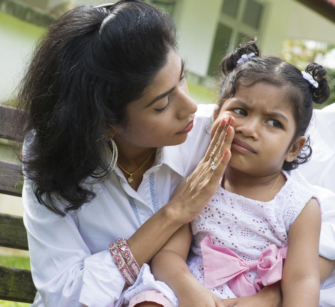 How to Reframe Your Child's Negative Behaviour