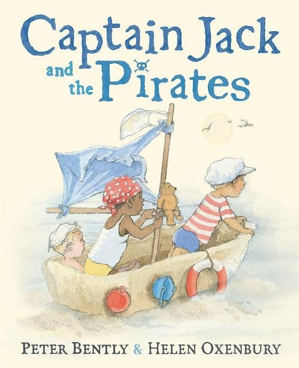 7 Exciting Pirate-Themed Books for Preschoolers