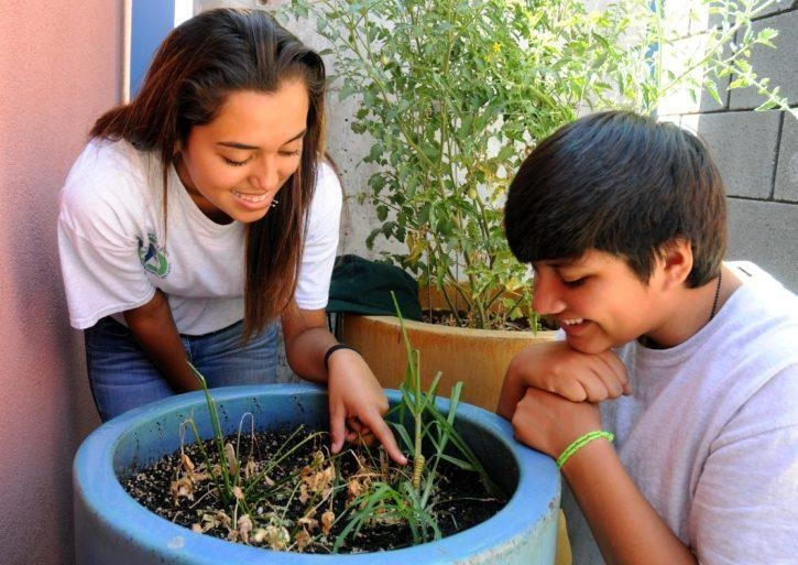 Health Benefits Of Gardening For Your Child