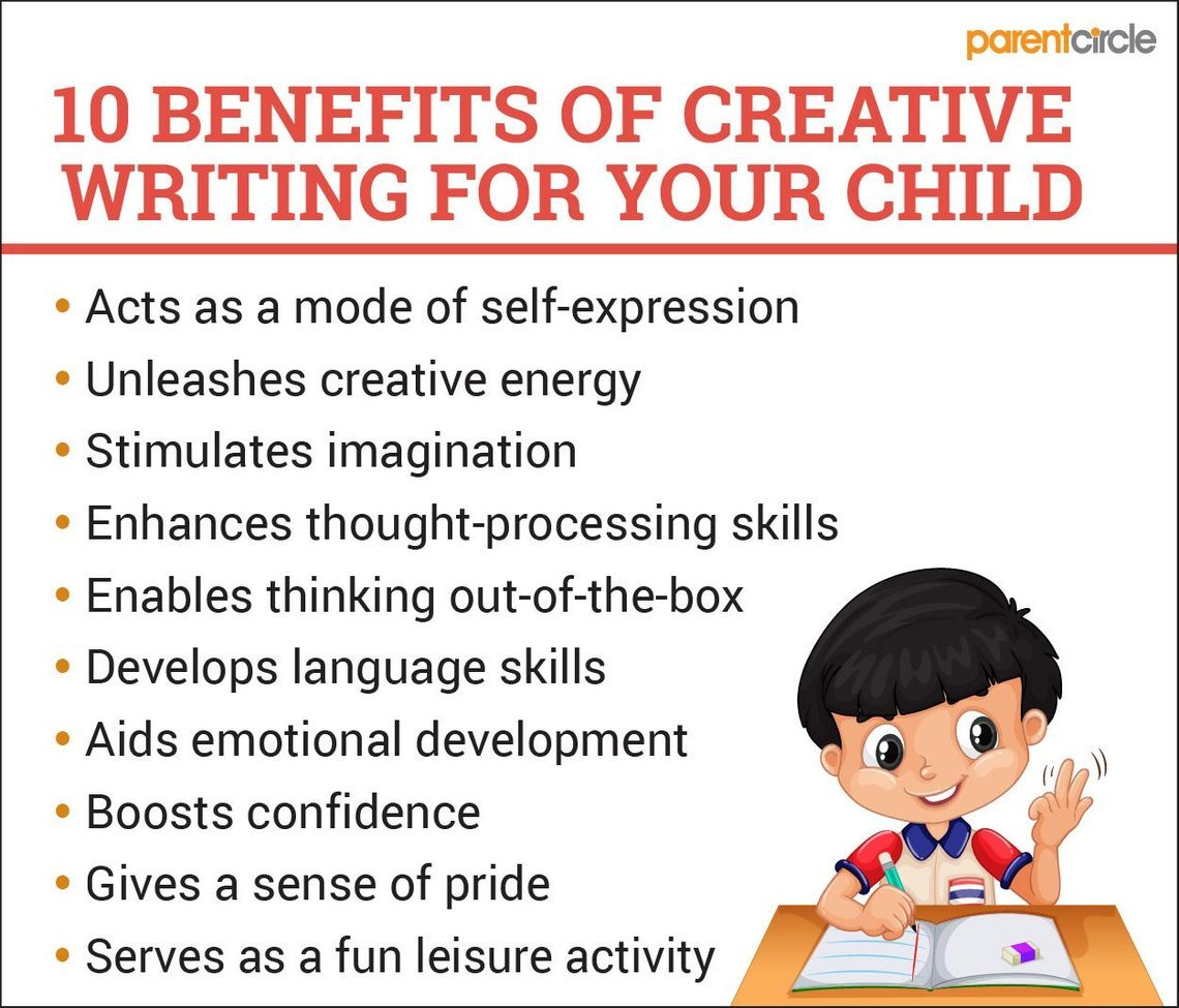 5 Tips To Develop Your Child's Creative Writing Skills