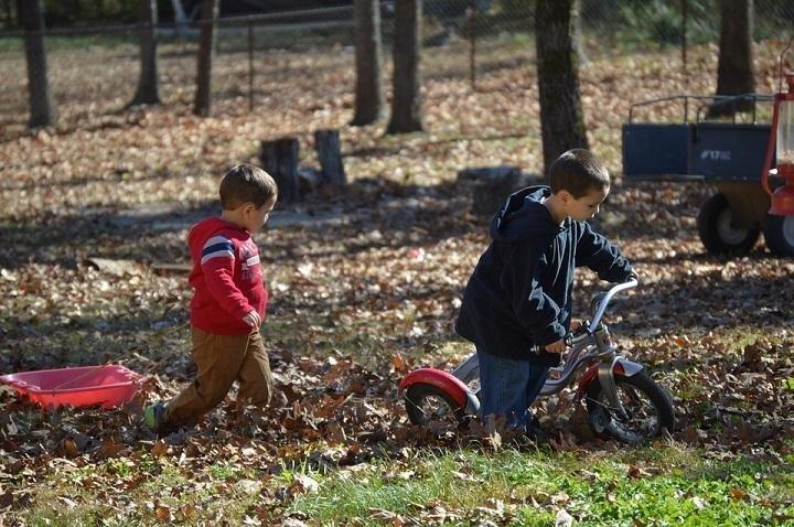 5 Ways to Get Your Preschooler to Be More Active