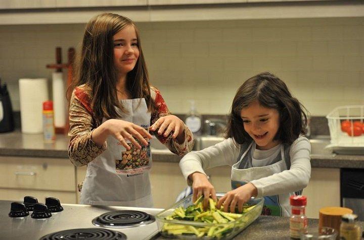 Fun Ways to Involve Children in the Kitchen