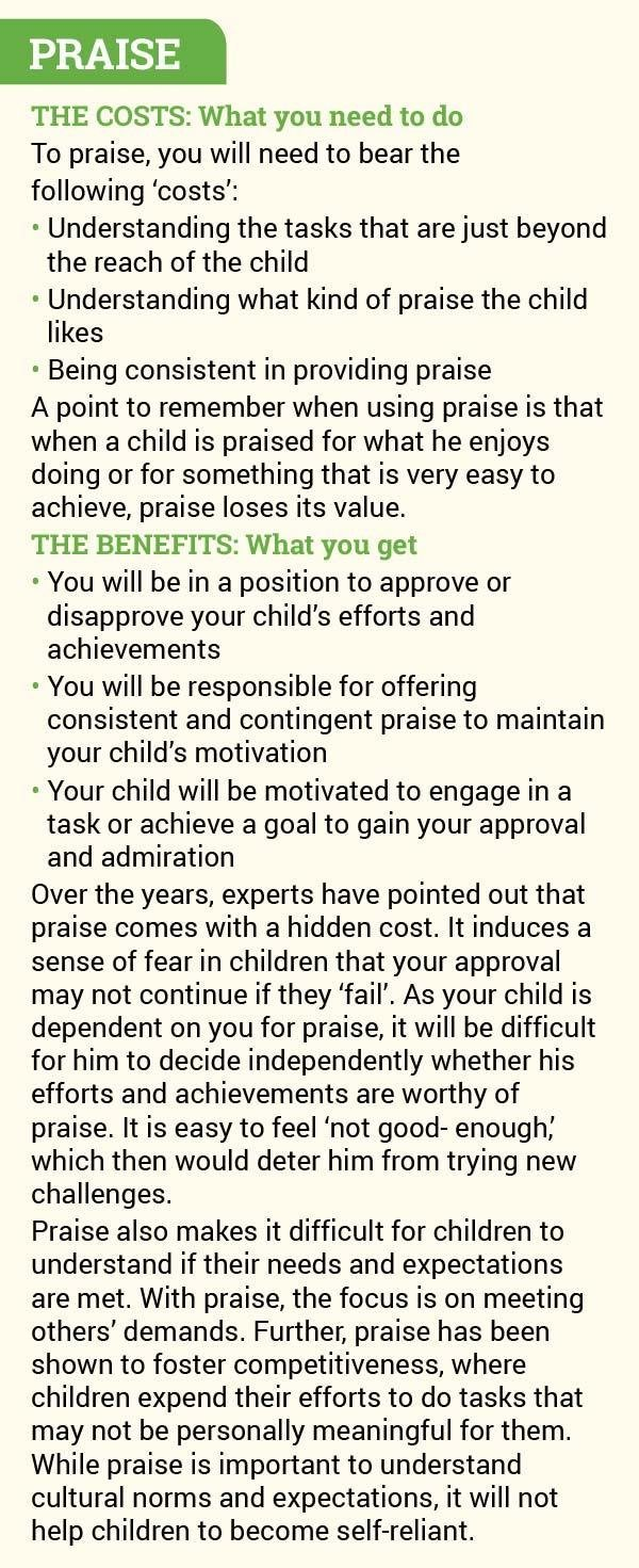 Encouragement Vs Praise: Motivating Your Child