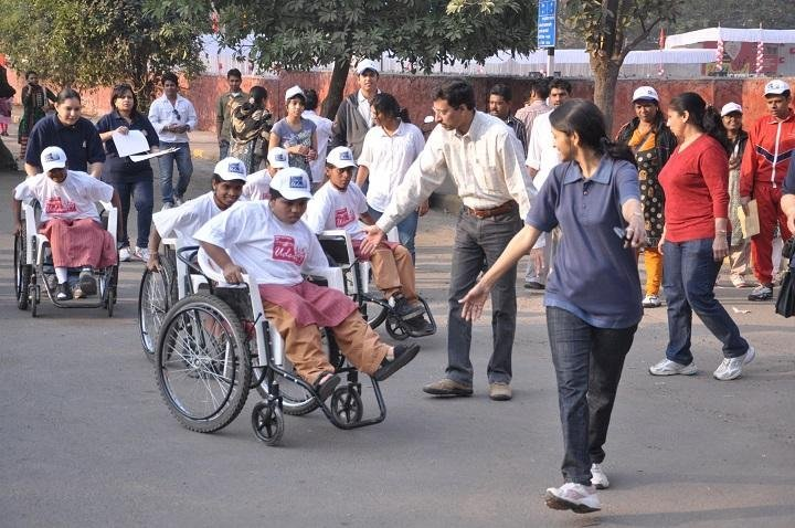 Creating an Inclusive Society for the Differently Abled