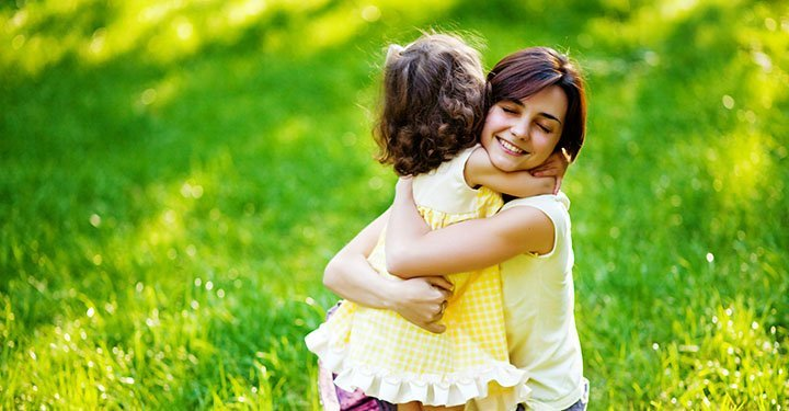 8 Reasons to Hug Your Child Every Day