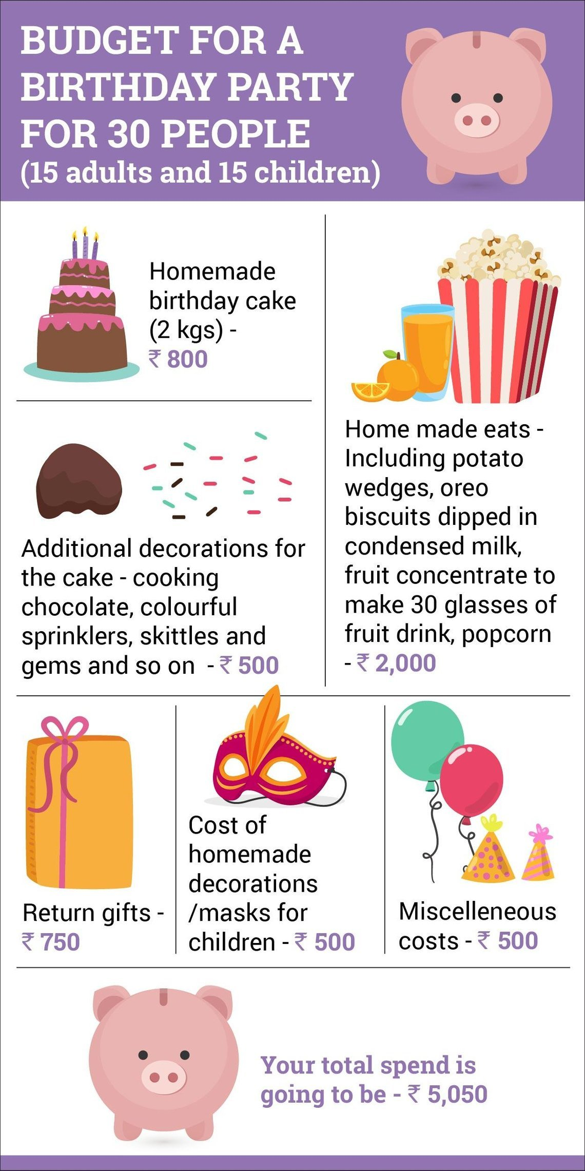 7 Ways to Make the 1st Birthday Party Cost-Effective