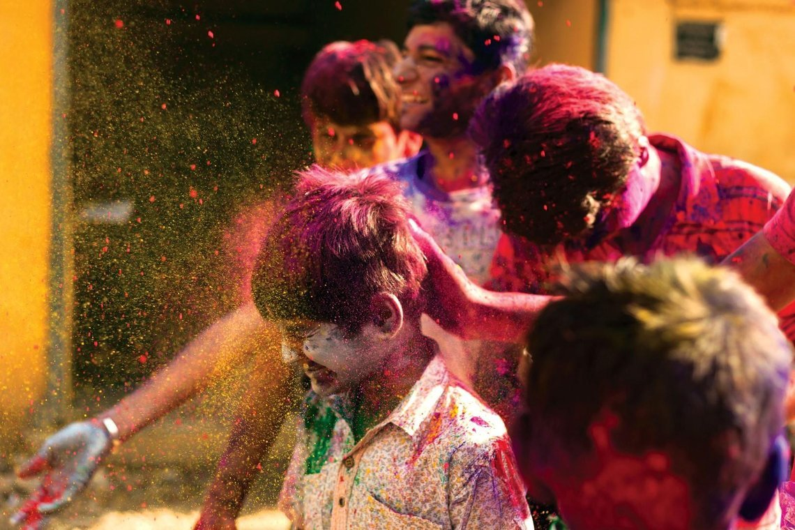 9 Tips To Keep Your Child Safe This Holi