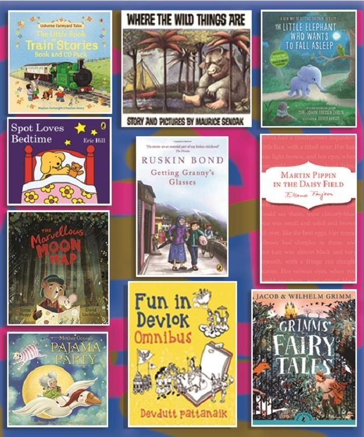10 Best Bedtime Stories to Read to Your Child