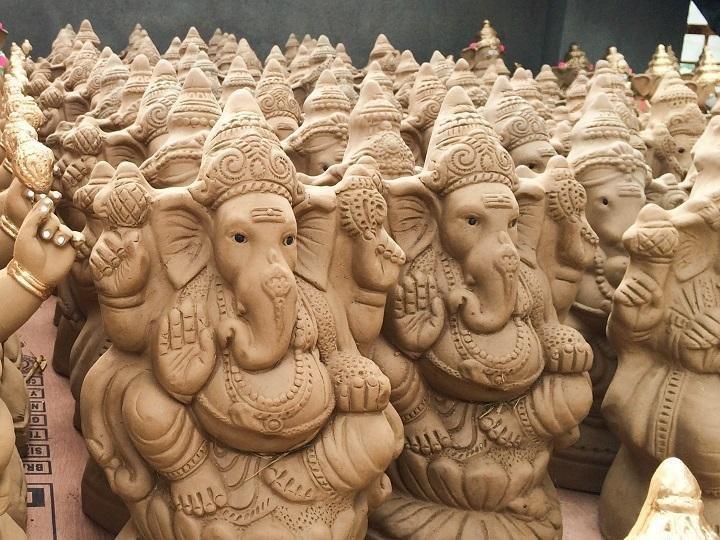 5 Eco-Friendly Ganesh Idols You Can Make at Home