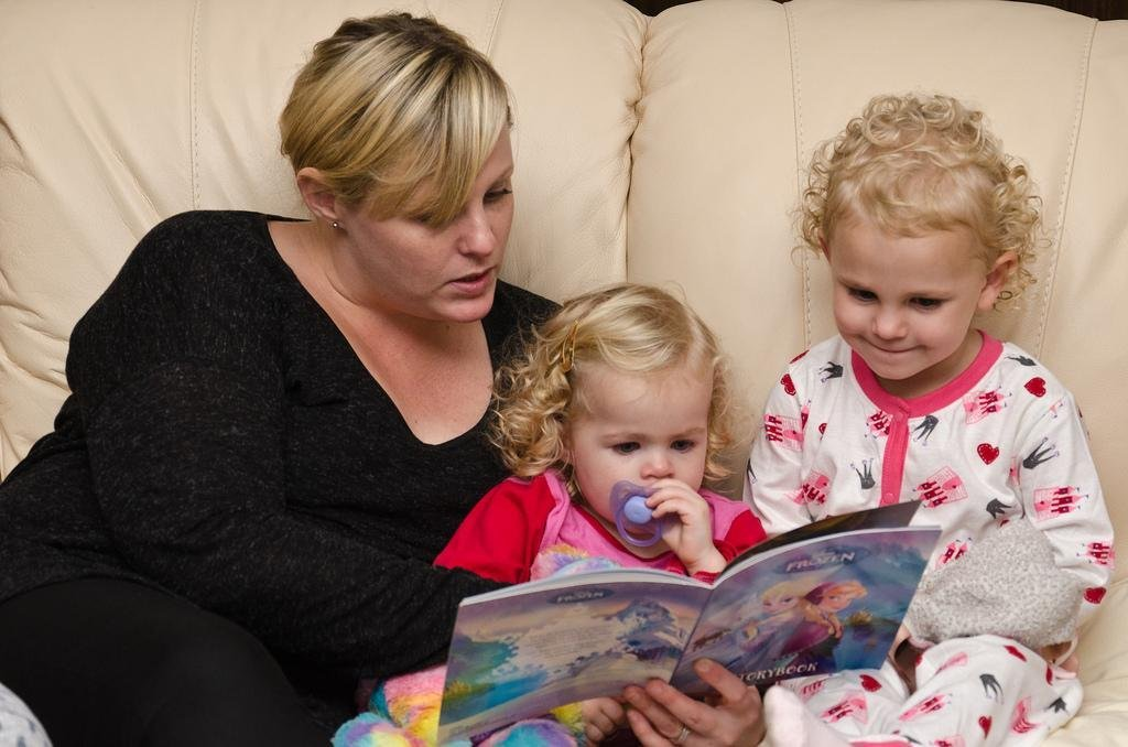 Tips to Read to Your Toddler