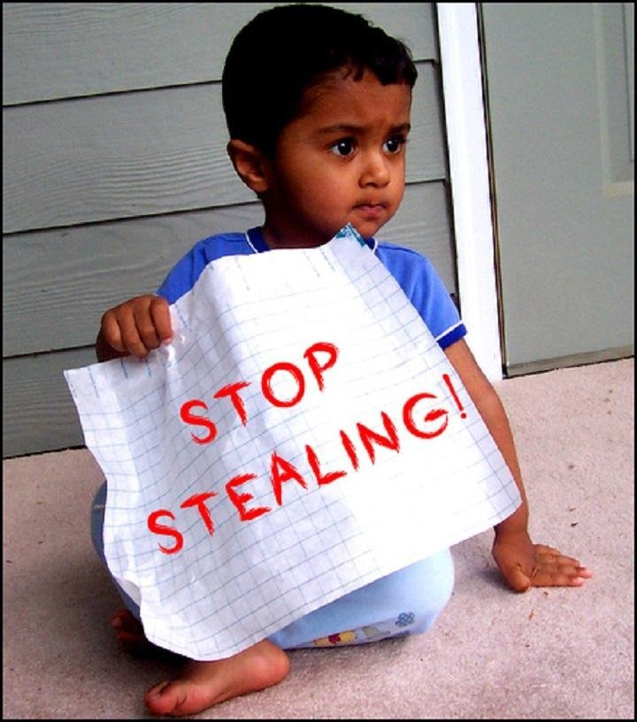 My child is stealing: How do I stop it?