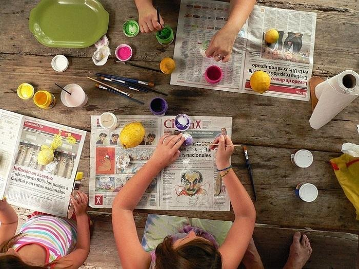 Art and Craft Apps for the Artist in Your Child