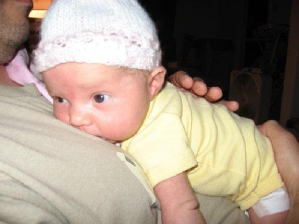 Why It Is Important To Burp Your Baby