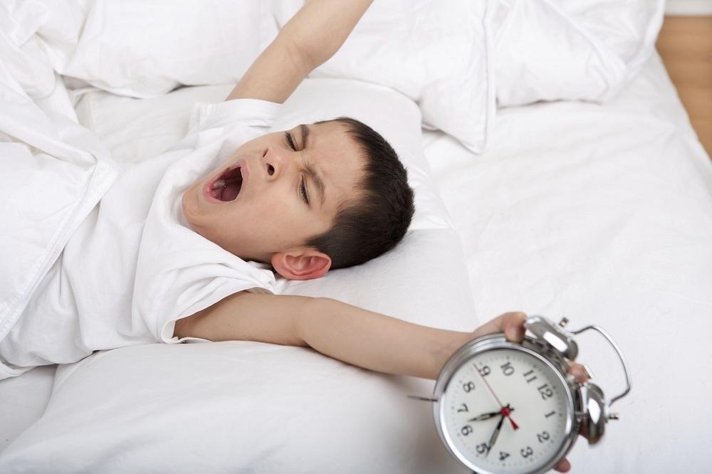 Back-To-School Sleep Tips For Children