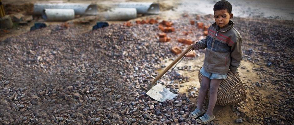 Battling Child Labour