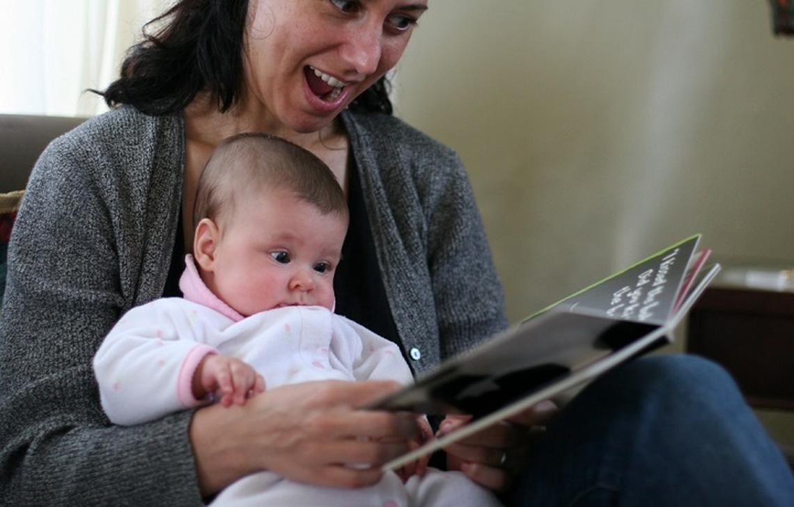 Baby's First Library: 20 Books You Should Include