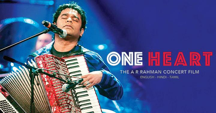 One Heart: The A R Rahman Concert Film - A Teen's Exclusive Review