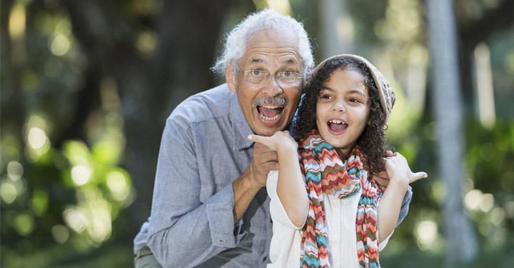 Why I Love My Grandparents