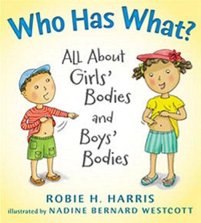 Books that Teach Children About the Human Body
