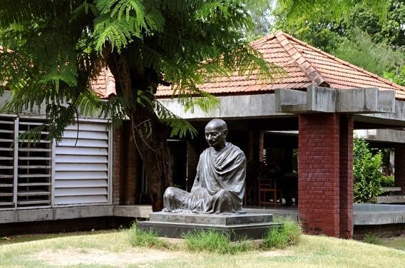 Visit the Places that Pay Tribute to the Mahatma