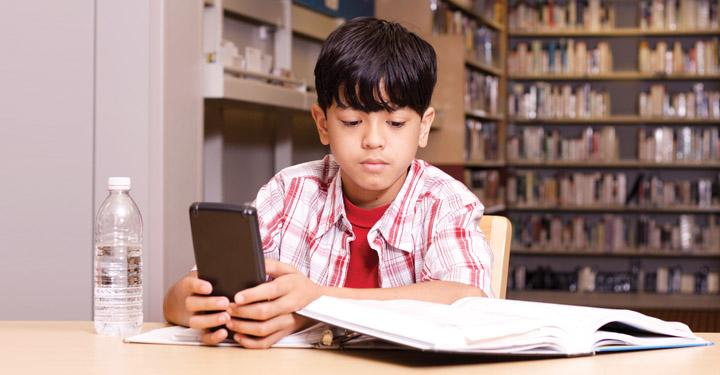My 10-year-old is addicted to digital gadgets. What should i do?