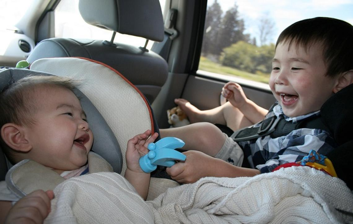 How to Plan a Long Road Trip with Your Toddler