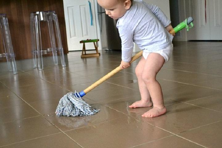 How To Get Your Child To Help With Chores