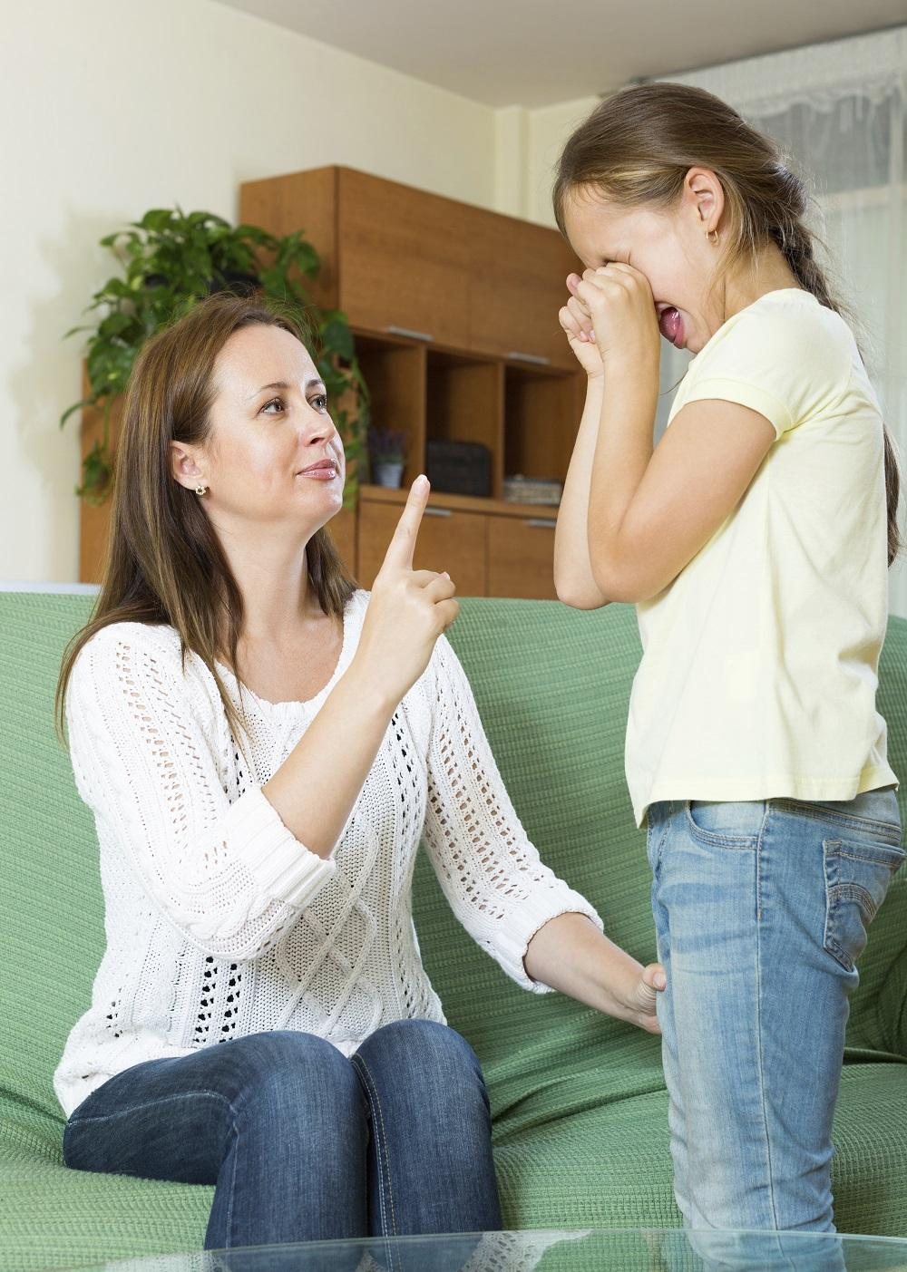 How To Teach Your Child Not To Lie