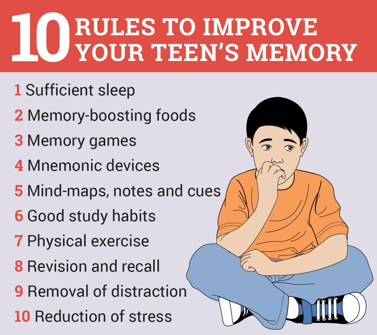 Ways to improve memory and concentration photo 1
