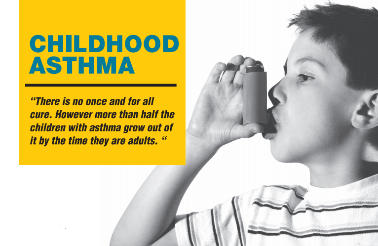 Does your Child Suffer from Asthma?