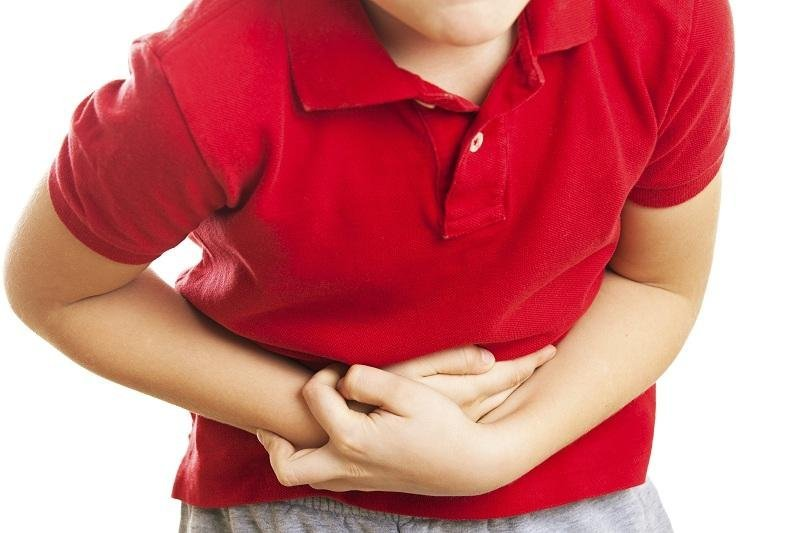 Liver infections in children
