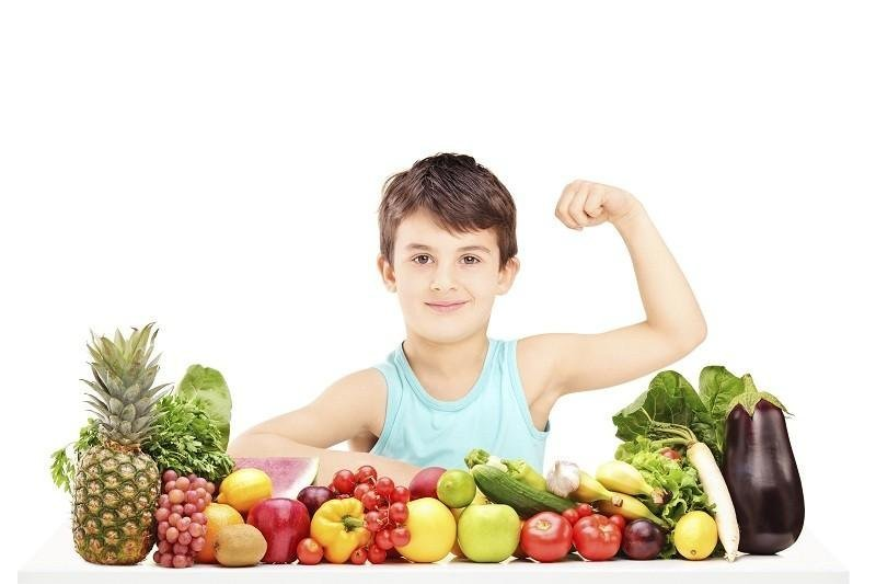 Choose to be Healthy: Mindful Eating for Active Kids