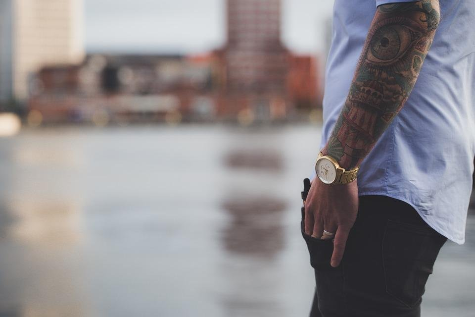 Th'ink': Tattoo or Taboo