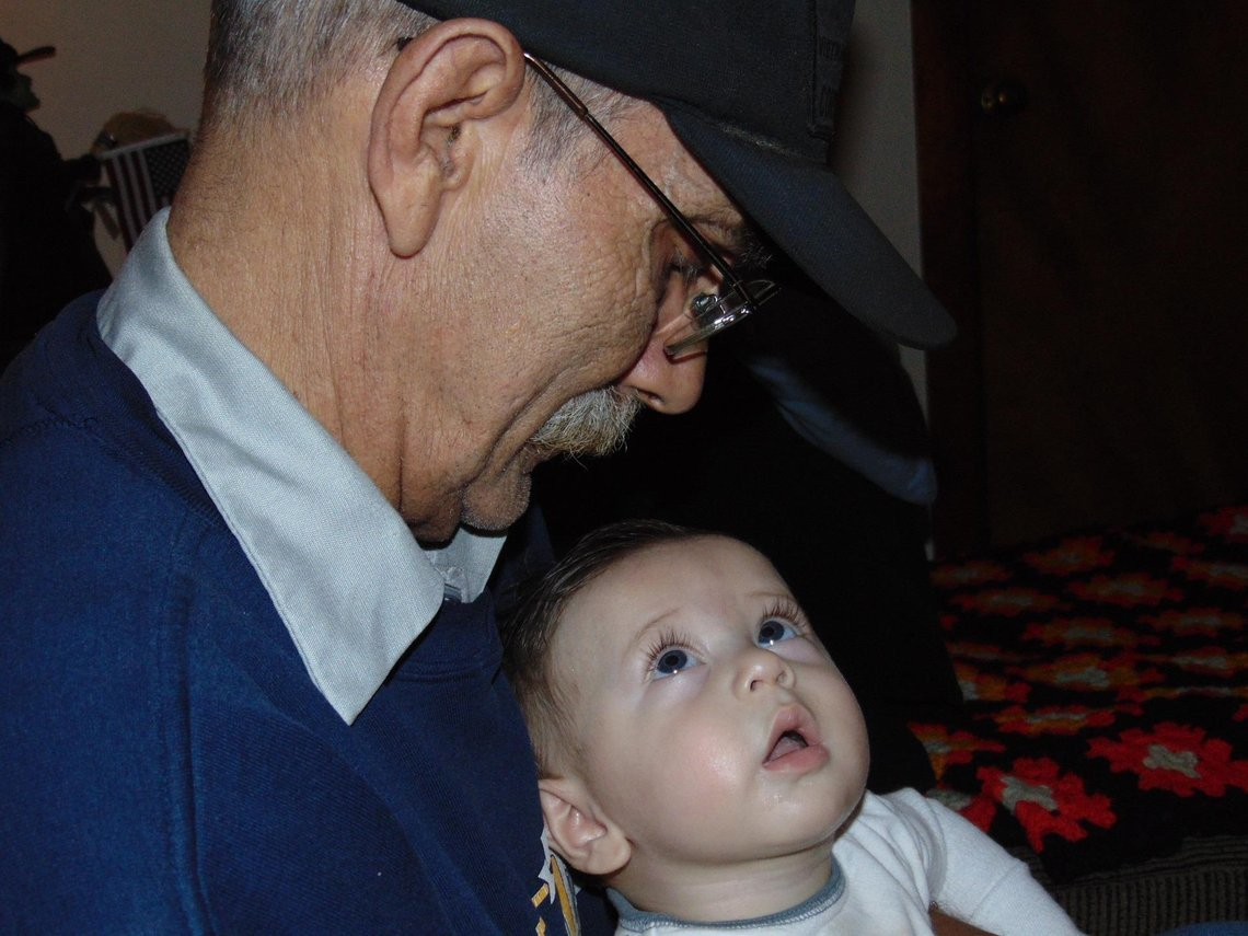 Five tips for grandparents of a one-year-old