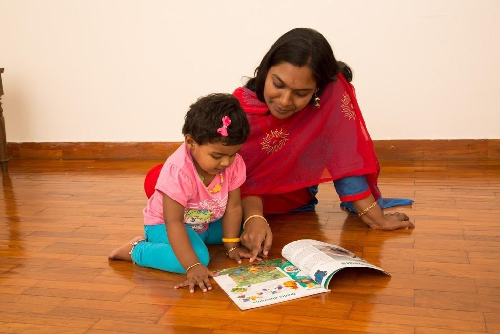 Benefits of nursery rhymes for preschoolers
