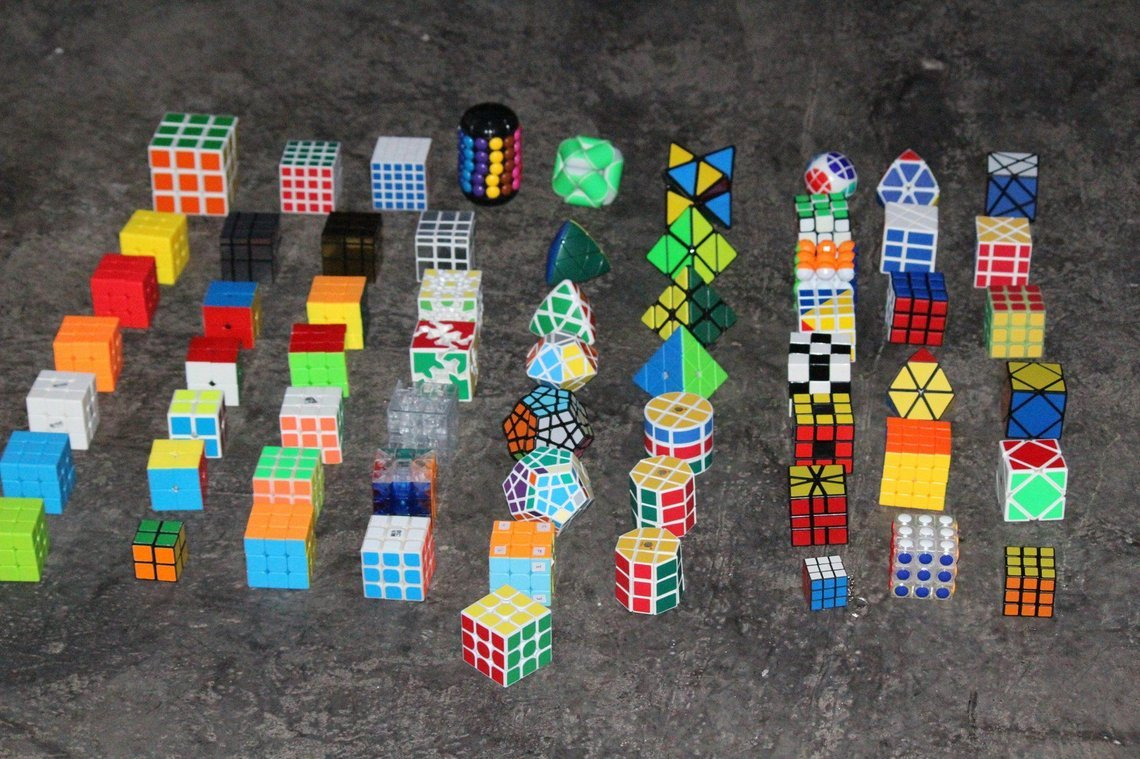 Rubik's Cube: Every child should learn to solve