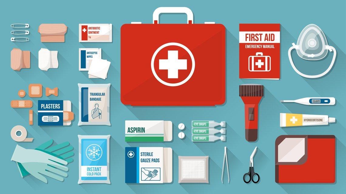 Teaching Children First Aid