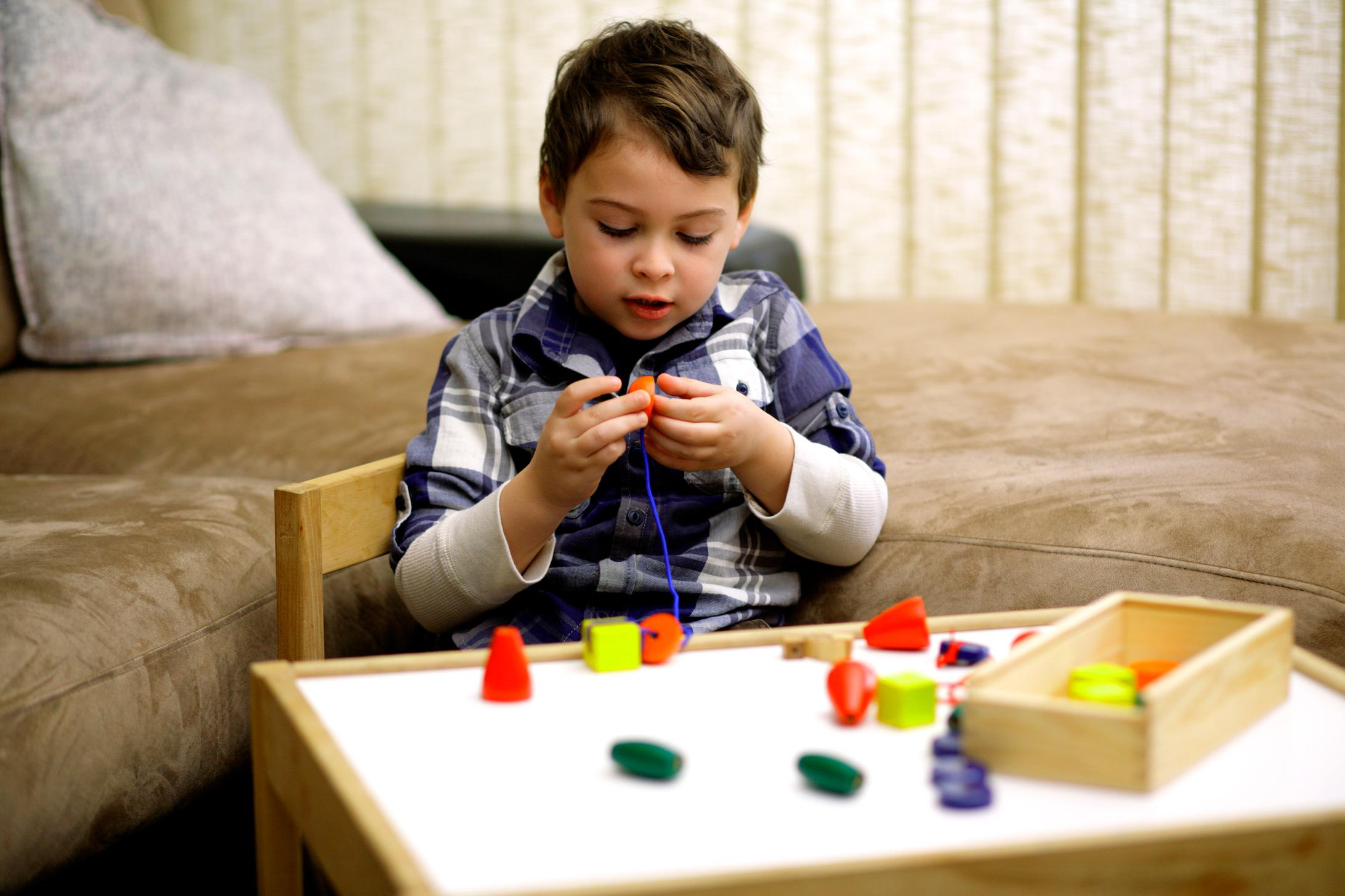 Cognitive Milestones for four-year-olds