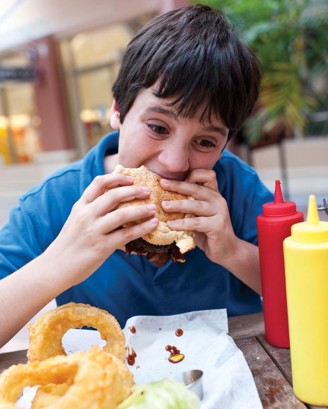 Teenage Sins: Gluttony