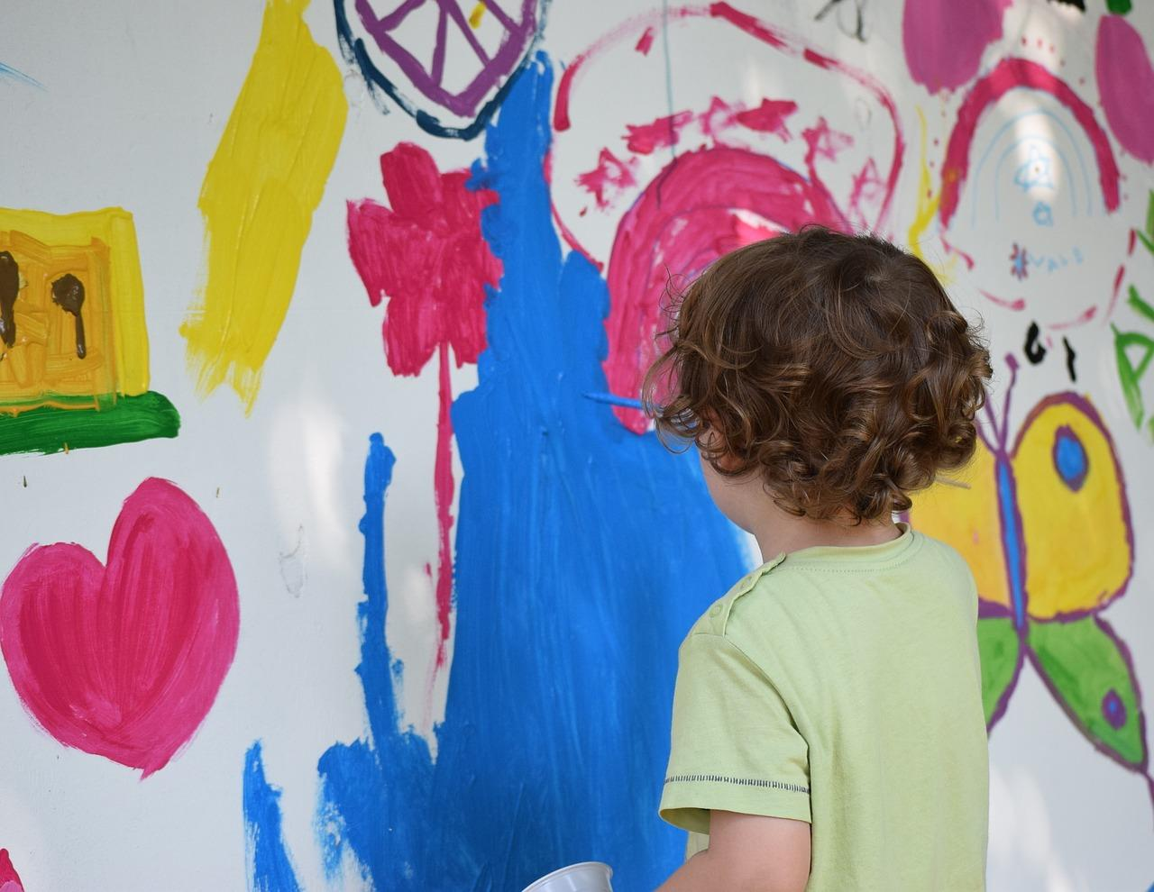 Benefits Of Arts And Craft In Early Education
