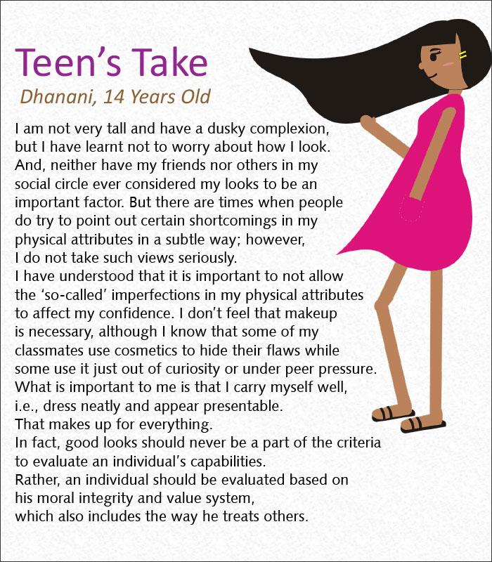 Dealing With Body Image Issues In Teens