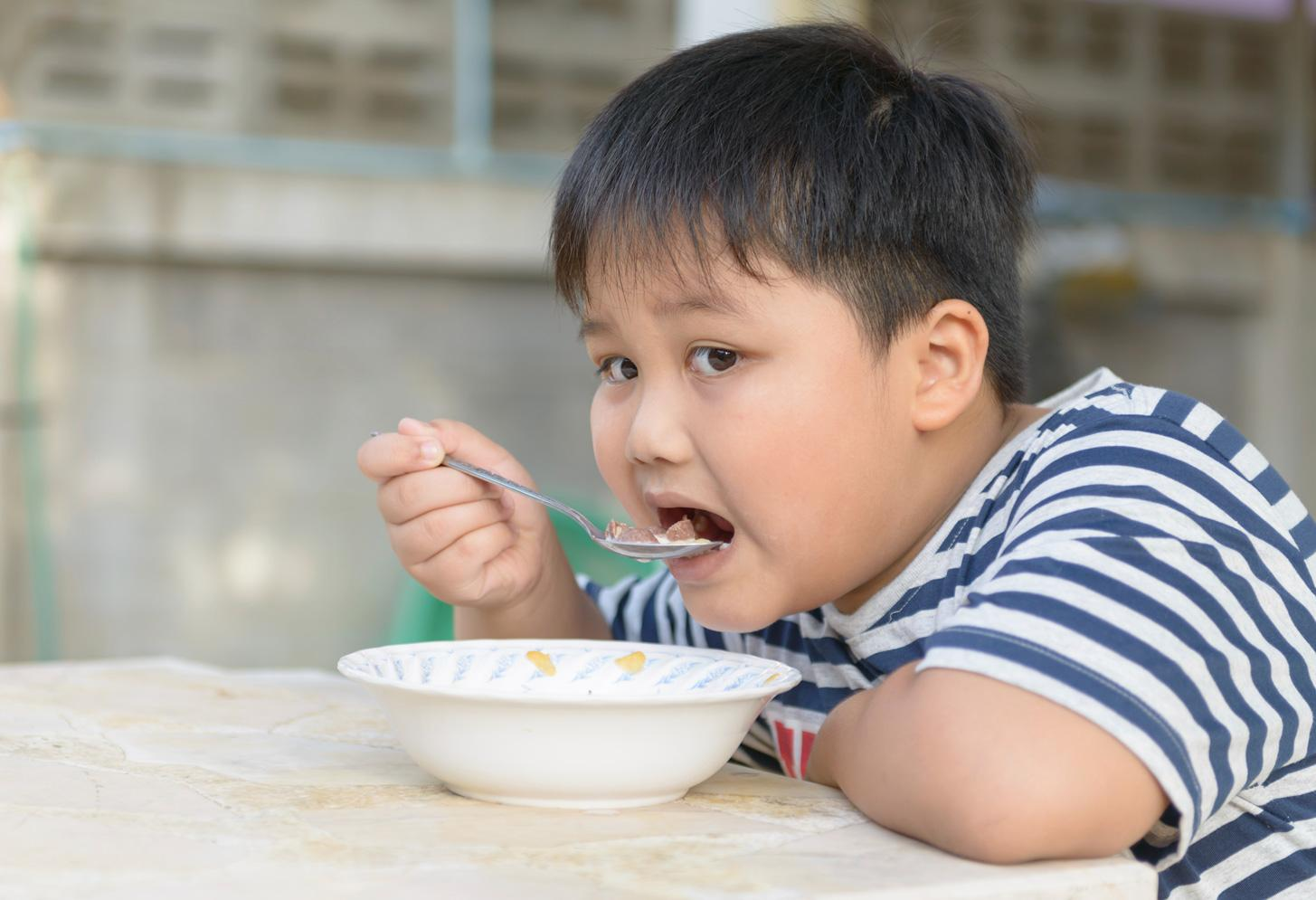 5 Reasons Why Your Child May Feel Hungry all the Time