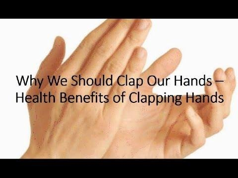 Health Benefits of Clapping Hands