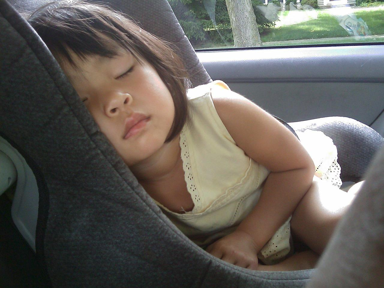 How to Treat Motion Sickness in Children