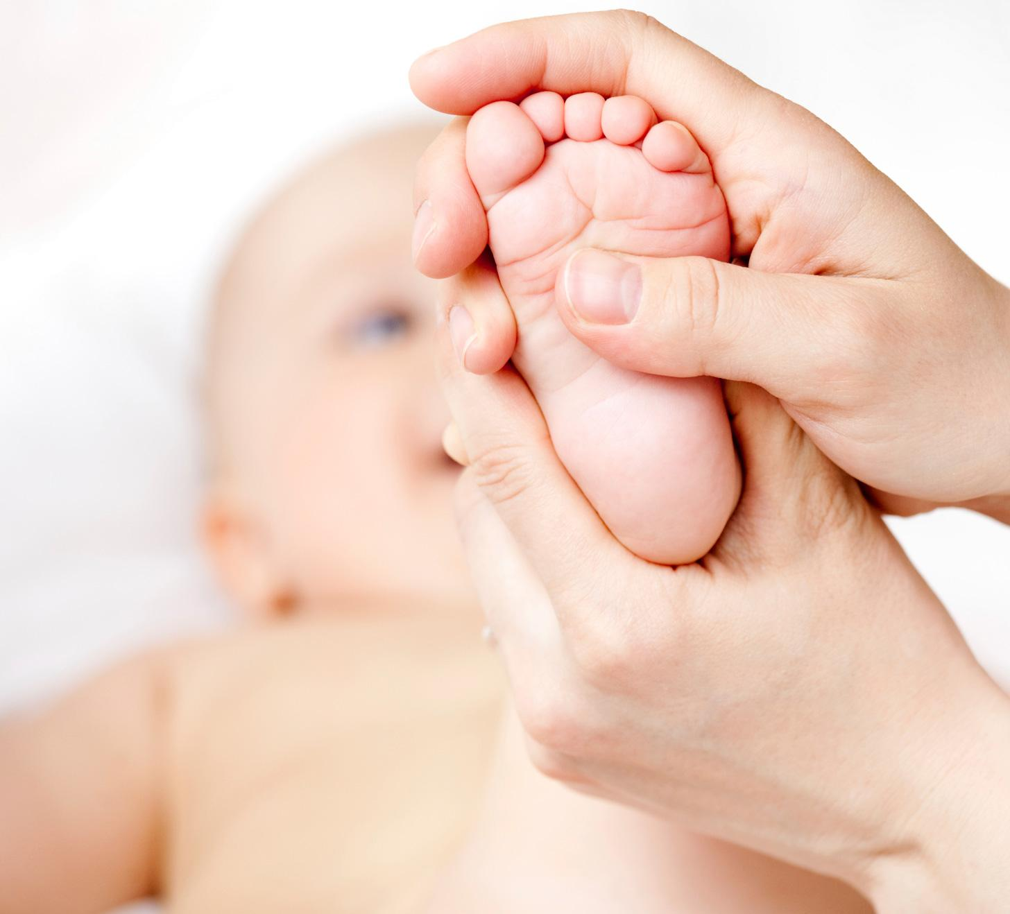 Foot Care For Babies