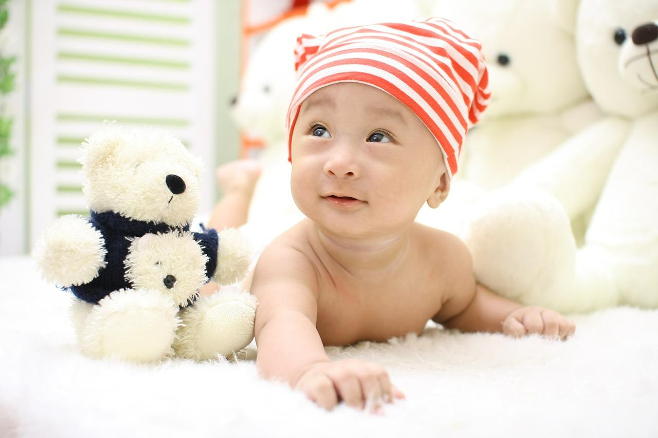 Social development milestones for your 1-year-old