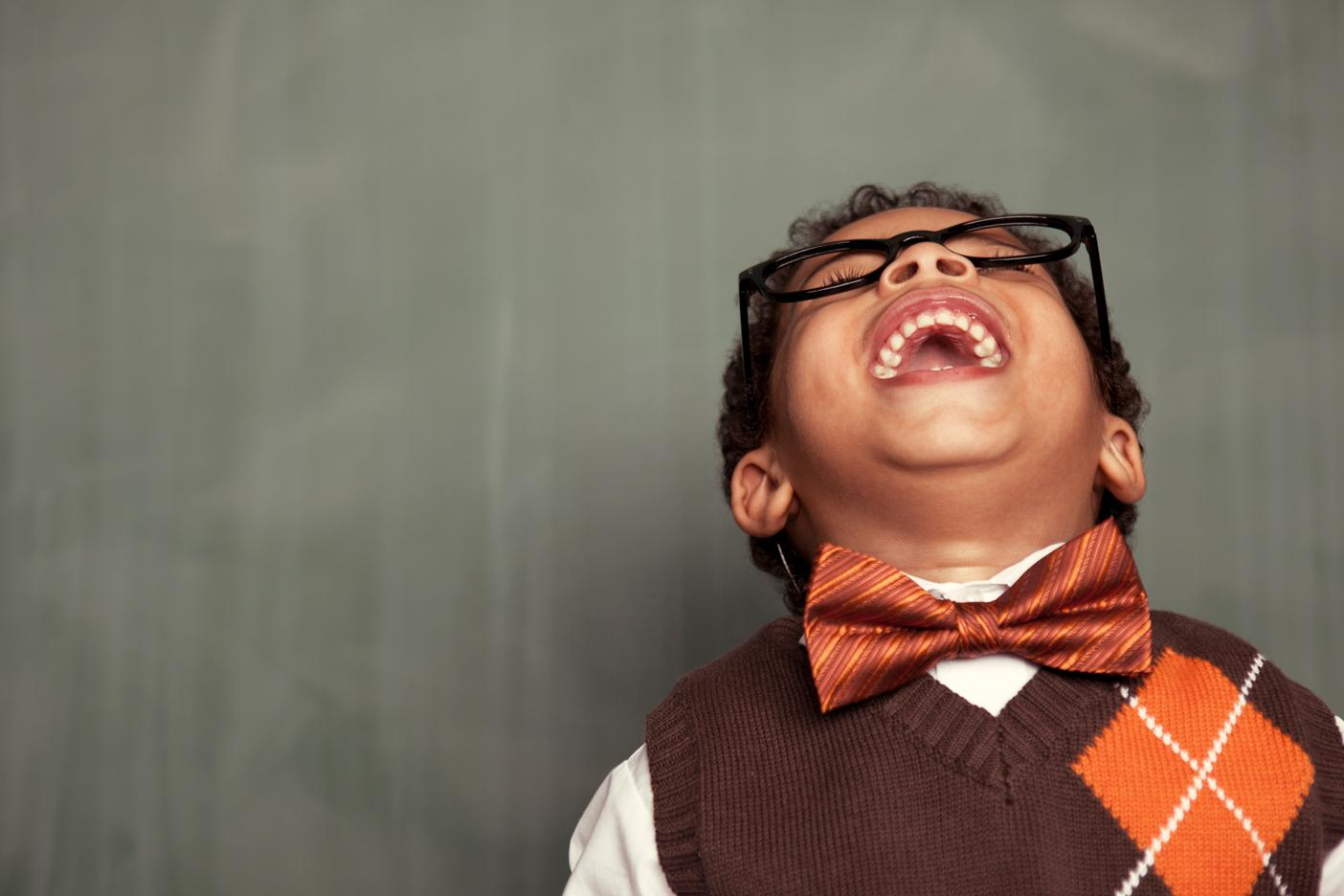 4 Tips To Develop Your Child's Sense Of Humour