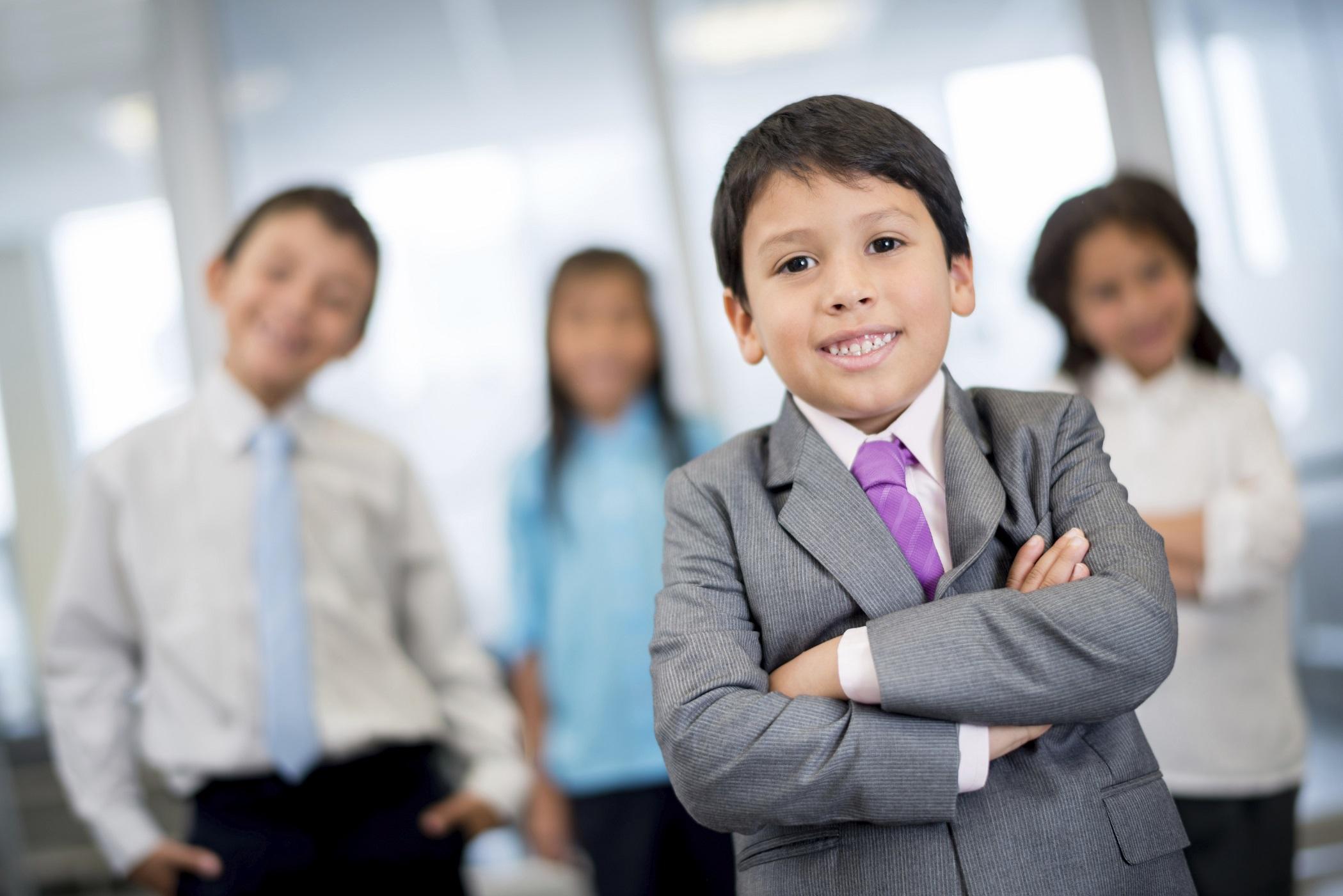 Building self-confidence in children