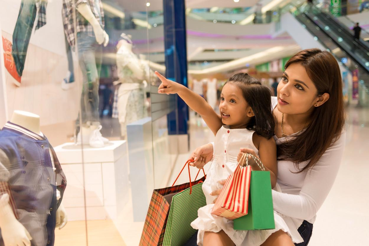 How To Have Fun Shopping With Kids