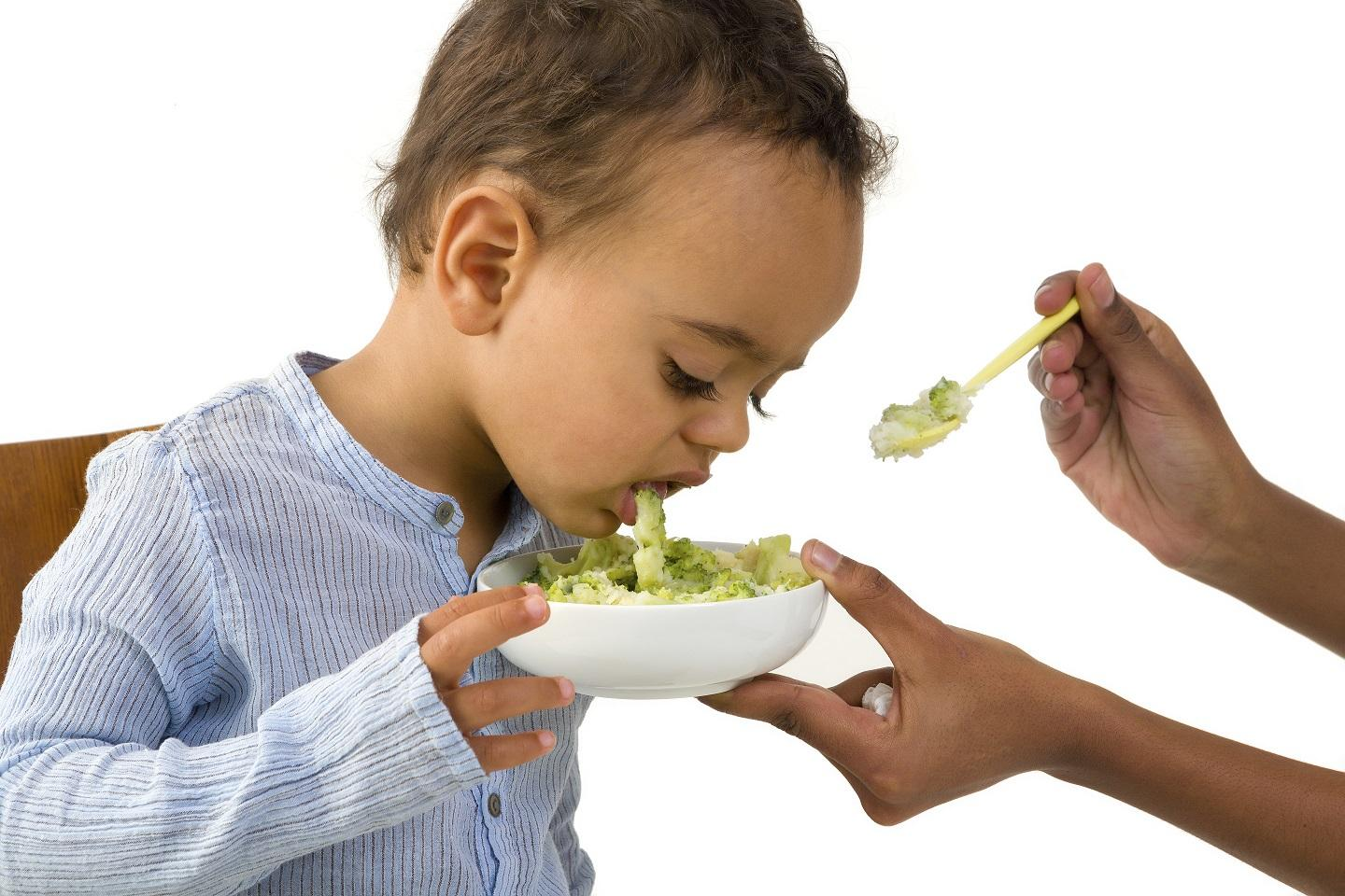 Protein and mineral deficiencies in children